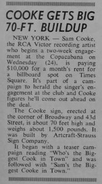 [Billboard, Jul. 27, 1964]