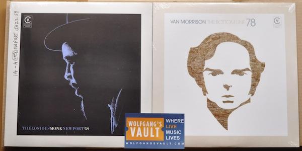 Concert Vault CVLP-001 / CVLP-002