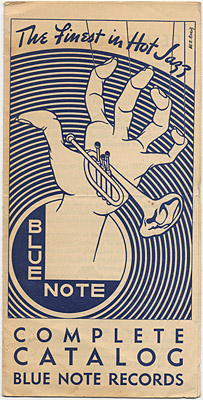 [Blue Note Records Catalog 1944?]
