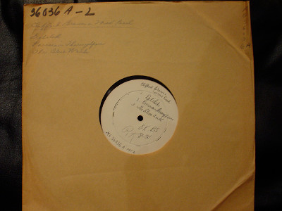 [EmArcy Test Pressing Records]