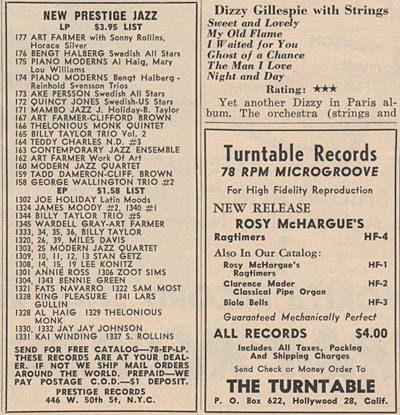 [Down Beat Mar 24 1954]