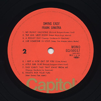 [Capitol ECJ-50017 Label B]