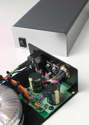[HR Power Supply for DC-powered Gyrodec]