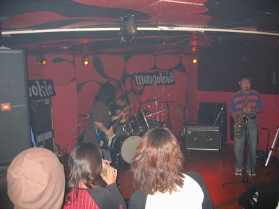 [Sep. 24, 2006 at U.F.O. Club]