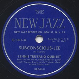 [New Jazz 80.001 Side-A]