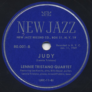 [New Jazz 80.001 Side-B]