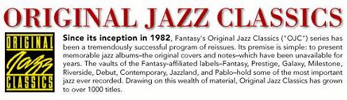 [Original Jazz Classics]