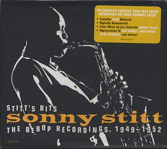 [Stitt's Bits - The Bebop Recordings 1949-1952]