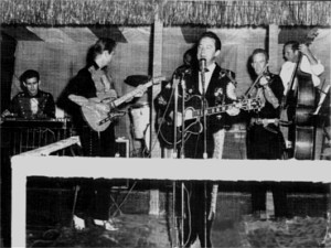 [Ray Price (with the Cherokee Cowboys)]