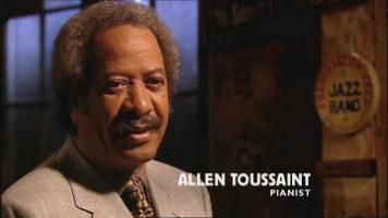 [Allen Toussaint on Interview]