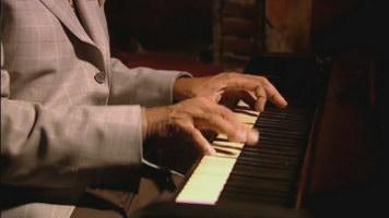 [Allen Toussaint on Piano]