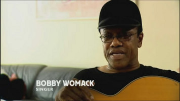 [Bobby Womack on Interview]