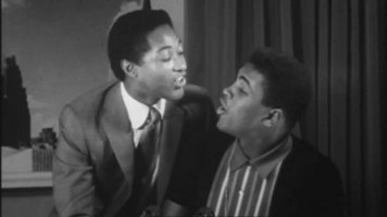 [Cassius Clay and Sam Cooke]
