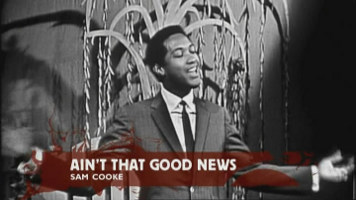 [Sam Cooke at Dick Clark's Bandstand]