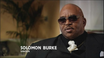 [Solomon Burke on Interview]