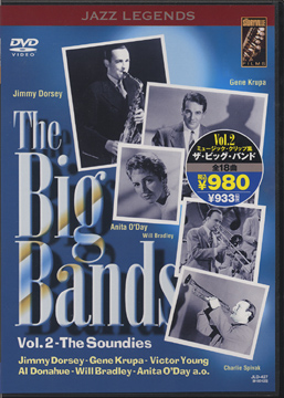 [The Big Bands Vol.2 - The Soundies]