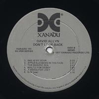 [Xanadu 101 Label B]