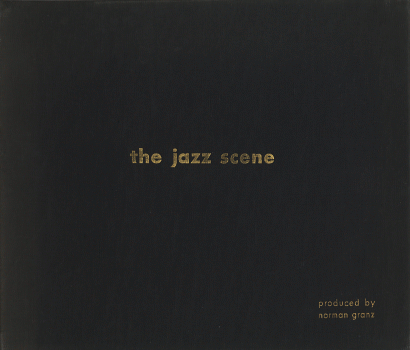 [The Jazz Scene Front Cover]