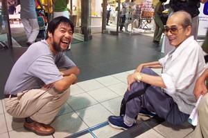 [Deguchi-san and Yamanaka-san]