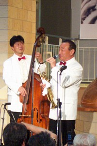 [Yoshio Toyama & Dixie Saints feat. Jimmy Smith]