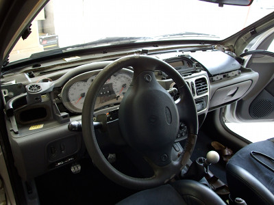 [Clio/Lutecia2 RS w/o dashboard]
