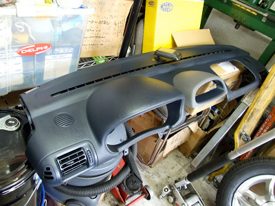 [Clio/Lutecia2 RS dashboard]