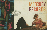 Mercury Records Catalogue Booklet