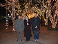 [Suzuki-san, Kobayashi-san and I in Seoul]