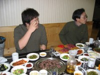 [Korean Dinner in Seoul]