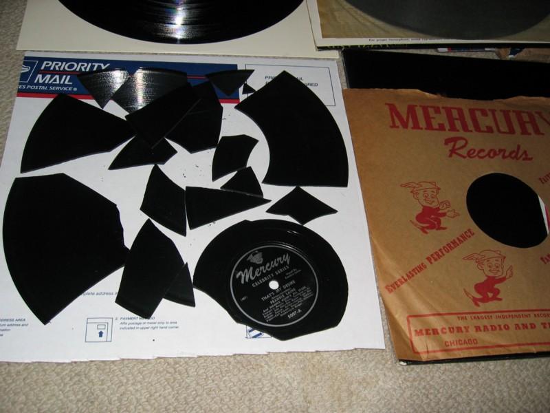 Mercury 5007 (Frankie Laine)