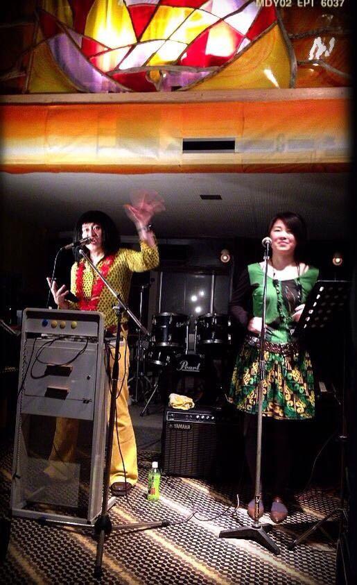 2013年12月31日、友人限定でサイモンガー・モバイル凱旋ライブをやった時に特別オープンした STUDIO 8