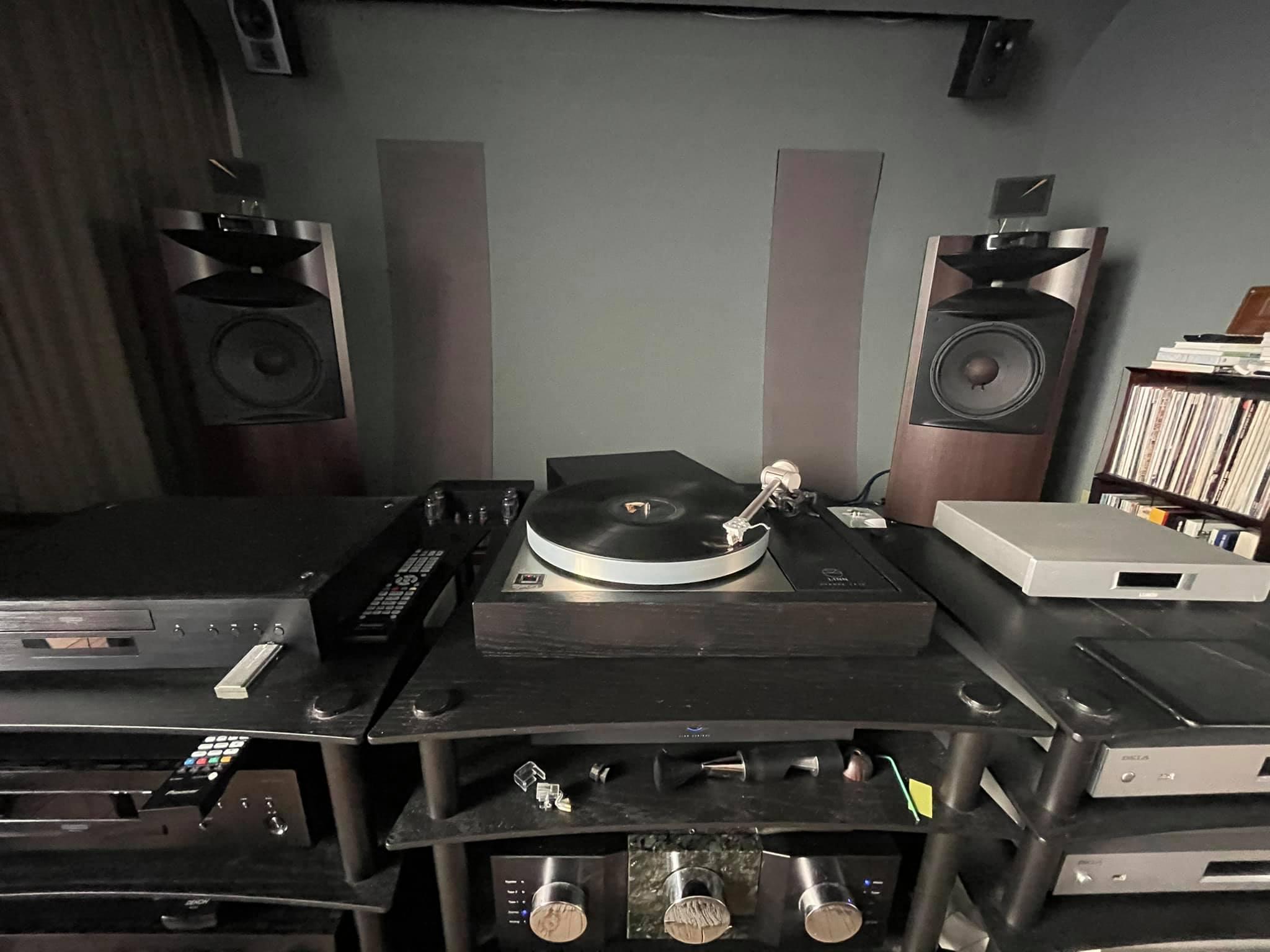 (Dec. 13, 2020) at Yamamoto-san's Listening Room