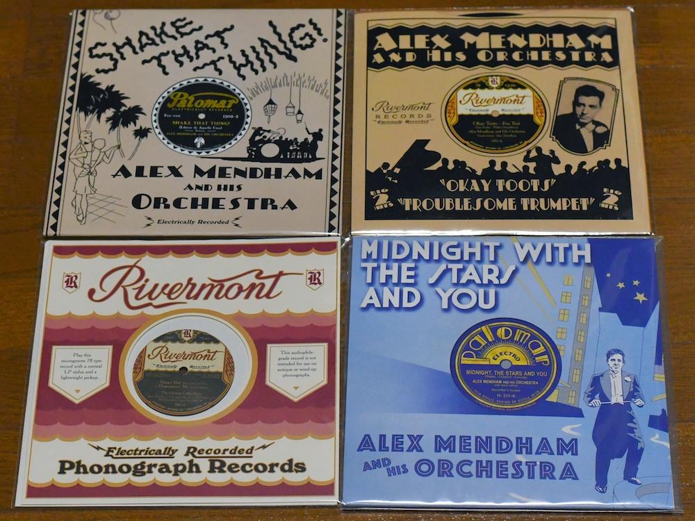 Rivermont Records 78 rpms