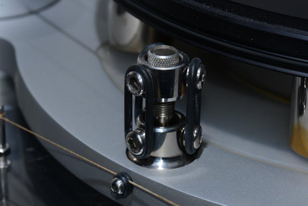 Pedersen Gyro Suspension Upgrade