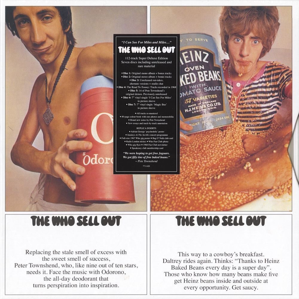 The Who Sell Out (Super Deluxe Edition)