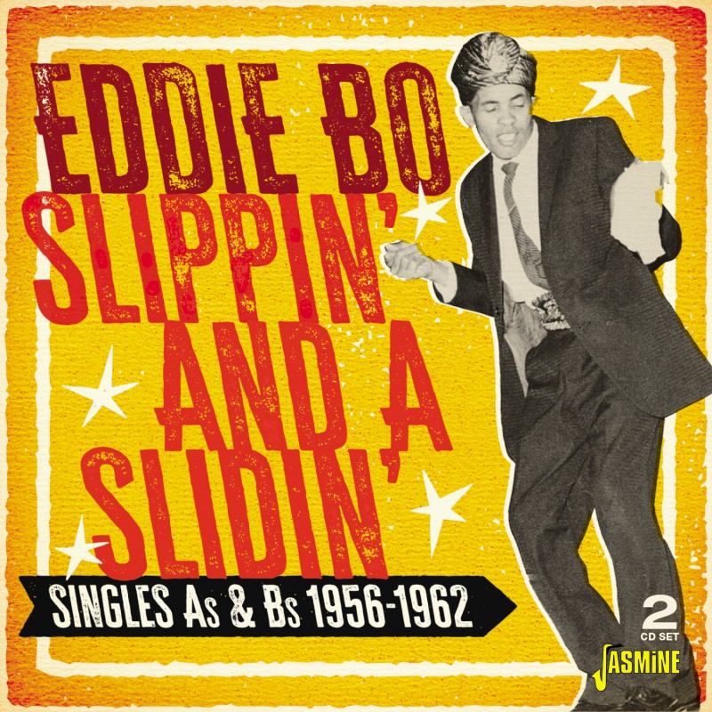 Slippin' And A Slidin' Singles As & Bs 1956-1962