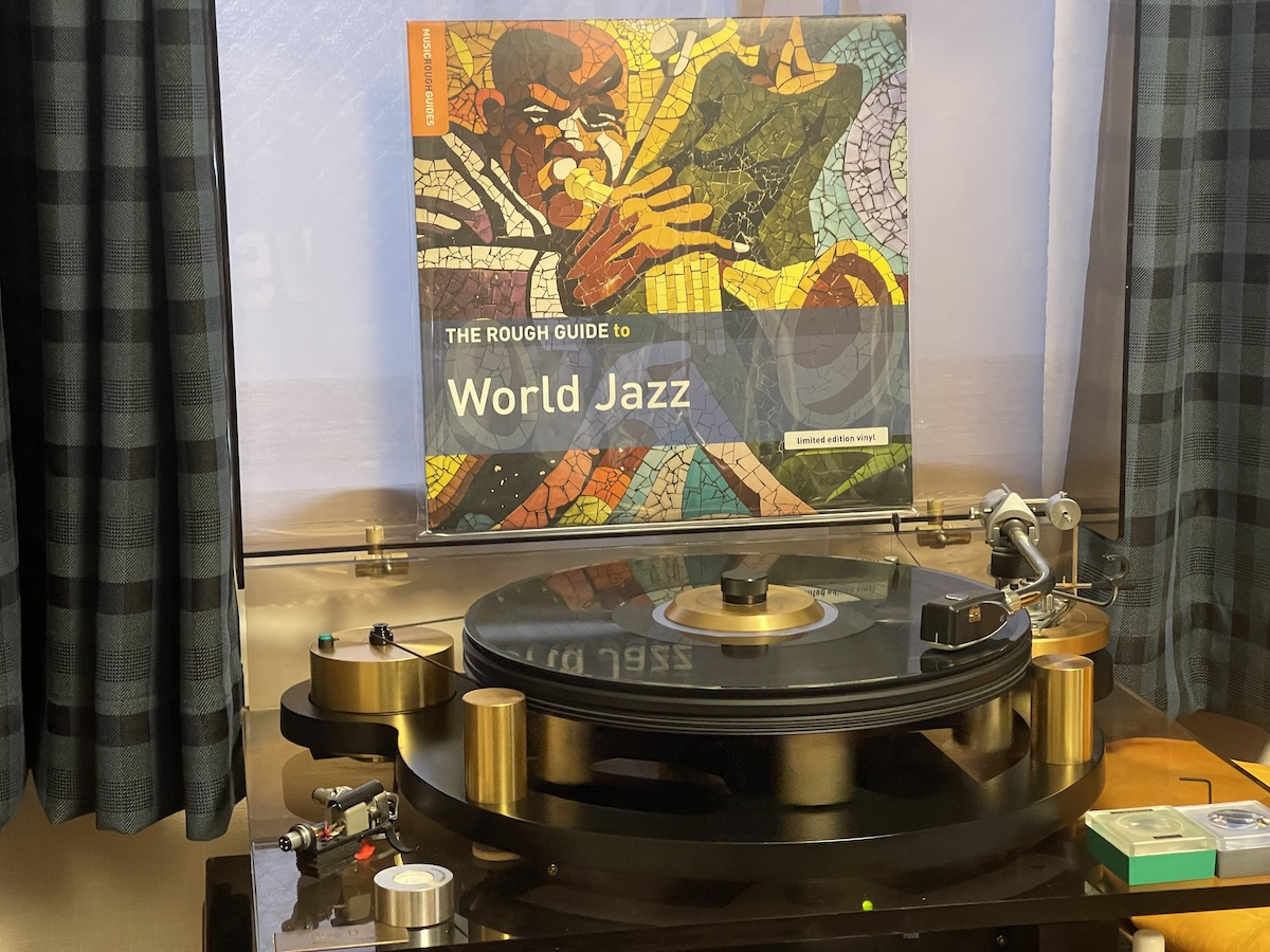 Rough Guide To World Jazz + GyroDec