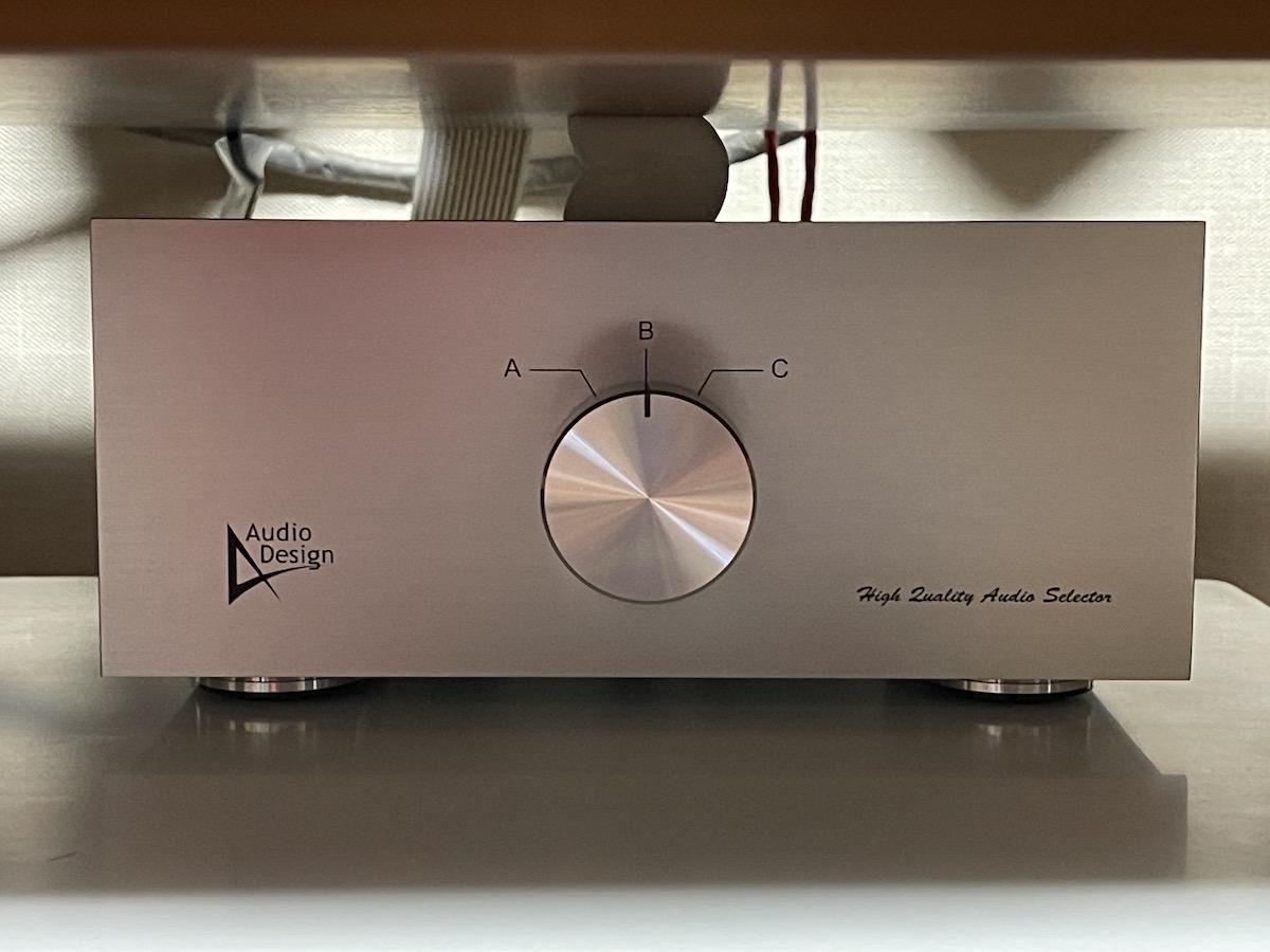 AudioDesign HAS-3S Pro