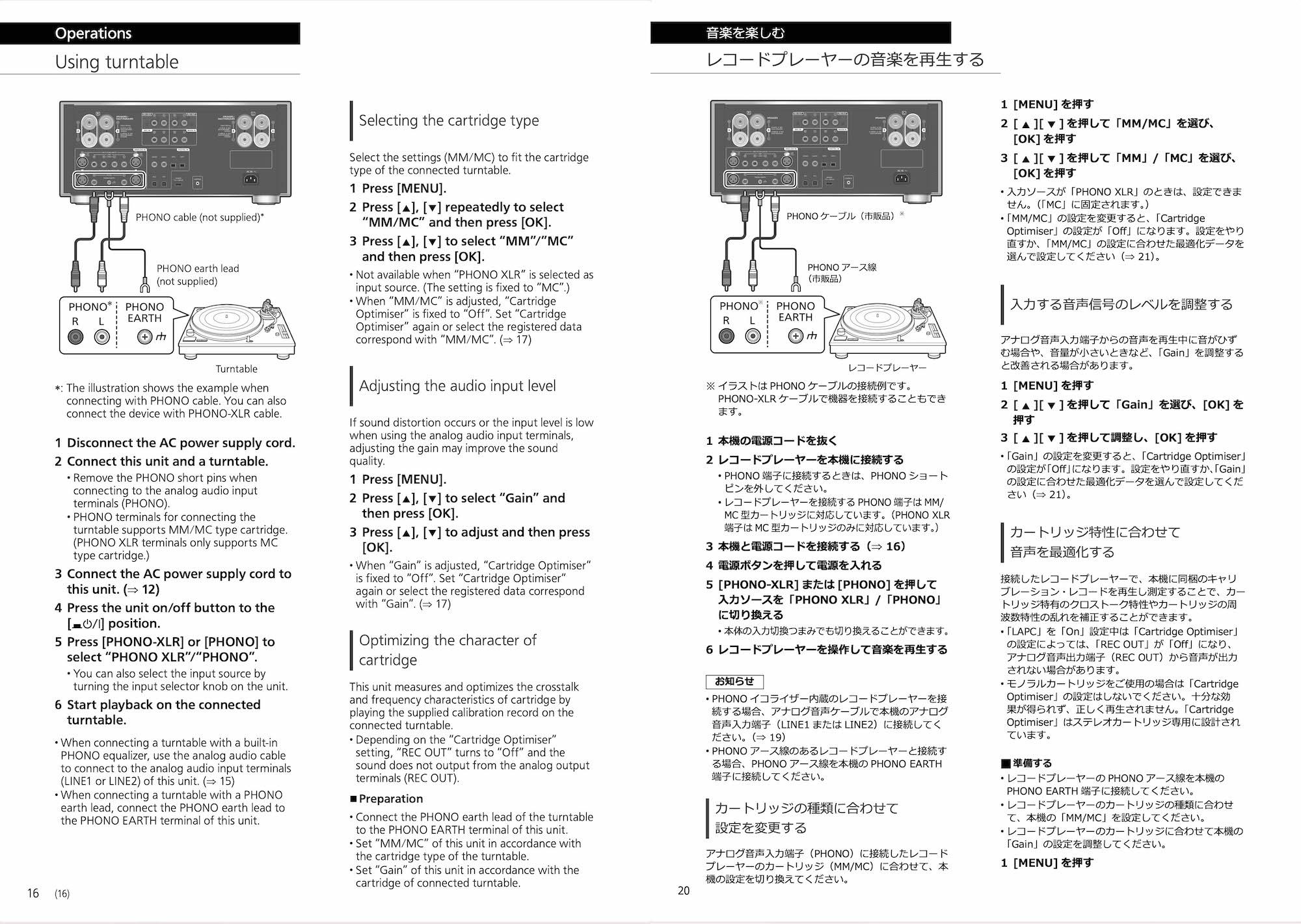 SU-R1000 Manual