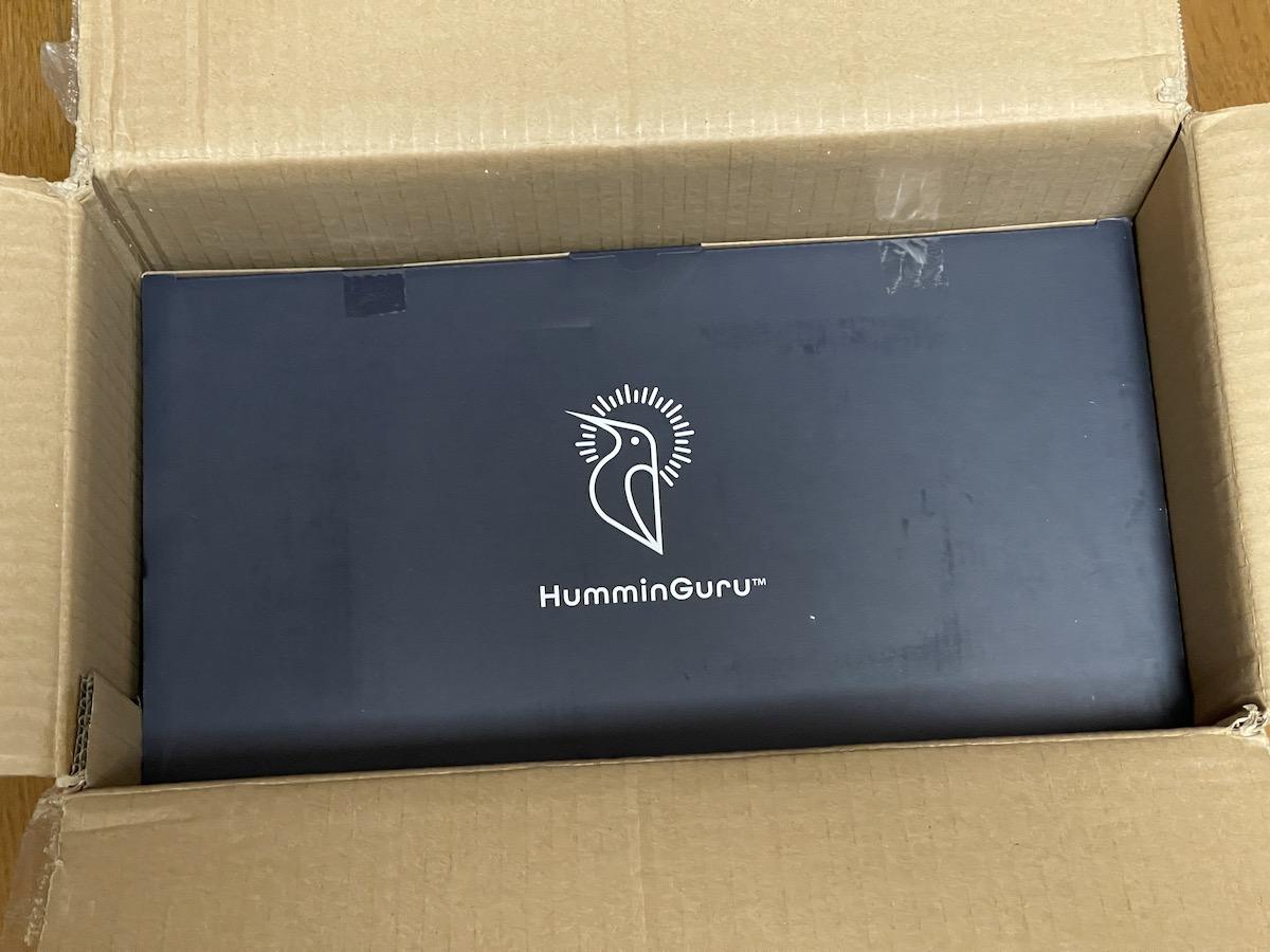 HumminGuru 外箱